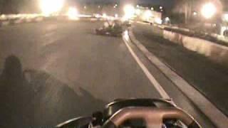 4 Laps in the Dark - Buckmore Park Kart Track - Chatham - Kent - Club100 Open Enduro - 22Feb09