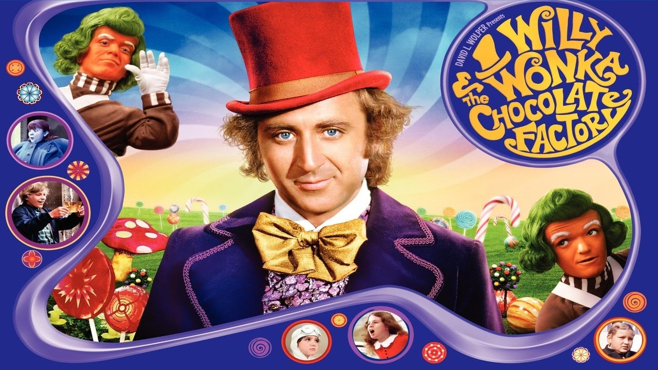 Honest Trailers - Willy Wonka & The Chocolate Factory ...