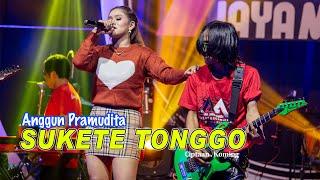 Download Mp3 Anggun Pramudita - Sukete Tonggo  Koplo Version  -