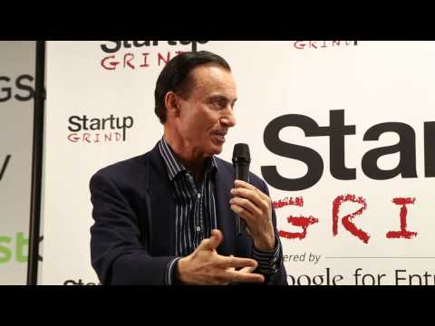 Trip Hawkins (Electronic Arts, If You Can) at Startup Grind Silicon Valley