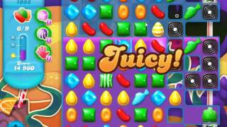 Candy Crush Soda Saga Level 1088 - NO BOOSTERS