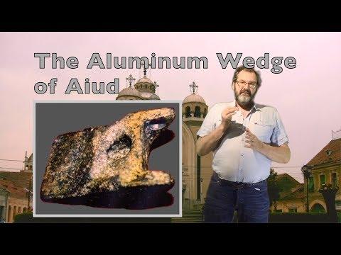 The Aluminium Wedge of Aiud