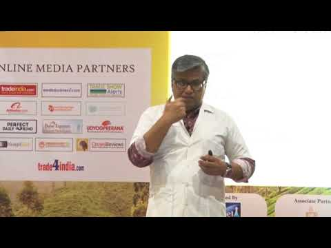 5th World Tea & Coffee Expo 16 - 18 Nov 2017 Workshop Expert Mr. Praveen Singh Part -1