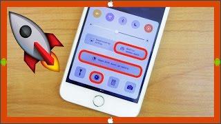 Новая ФИШКА iOS 10, которая УСКОРИТ твой iPhone и iPad навсегда!