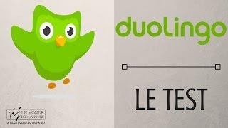 DUOLINGO : faut-il utiliser l'application ?