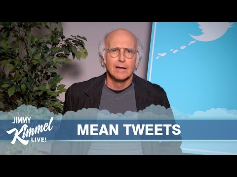 Thumbnail: Celebrities Read Mean Tweets #5