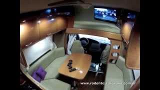 Fábrica y Venta de Motorhome Caravana Iveco Daily 6/8 Pax