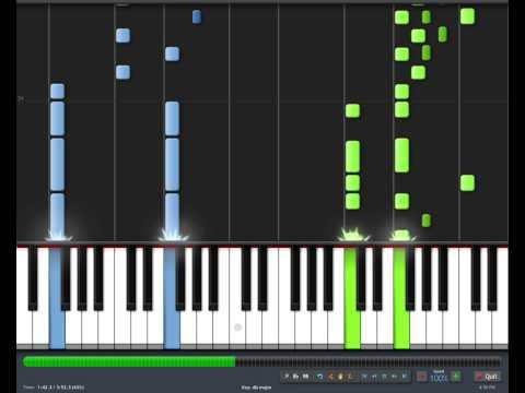 Lady Gaga - Telephone Piano Tutorial