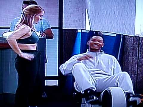 Will smith getting tossed like a ragdoll!