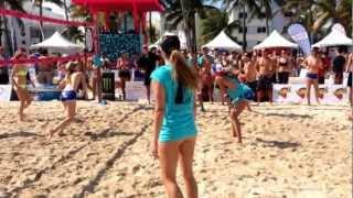Model Beach Volleyball 2013