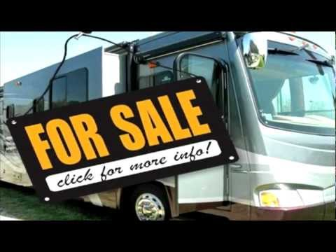 THREE TYPES OF RVS YOU CAN BUY AT AN AUCTION