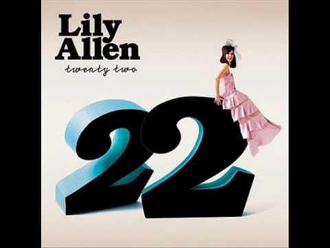 Lily Allen - 22 (Acoustic Version)