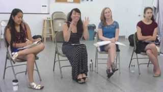 #BwayBootCamp: Belting with Ellyn Marie Marsh (Part 2)