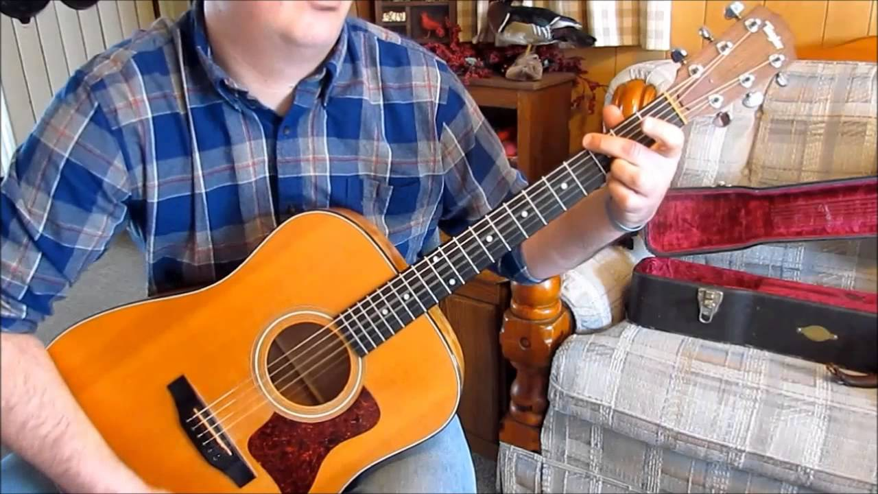 Dressing Up Chords From Neil Youngs Sugar Mountain Youtube