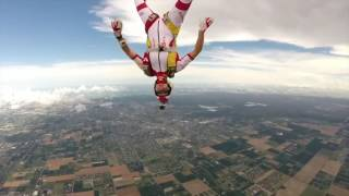 Get Fit, Lift Like An Athlete And Skydive On THe Weekend | Anais Zanotti