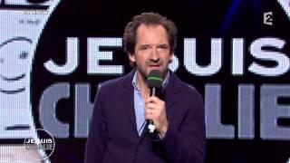 Hommage de Stéphane de Groodt – Charlie je suis - #jesuischarlie