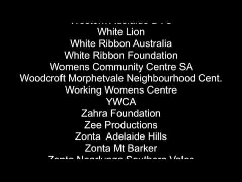 Adelaide White Ribbon Breakfast Grants 2017