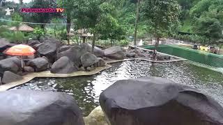 Senja di Taman Batu Cijanun BOJONG PURWAKARTA 2018