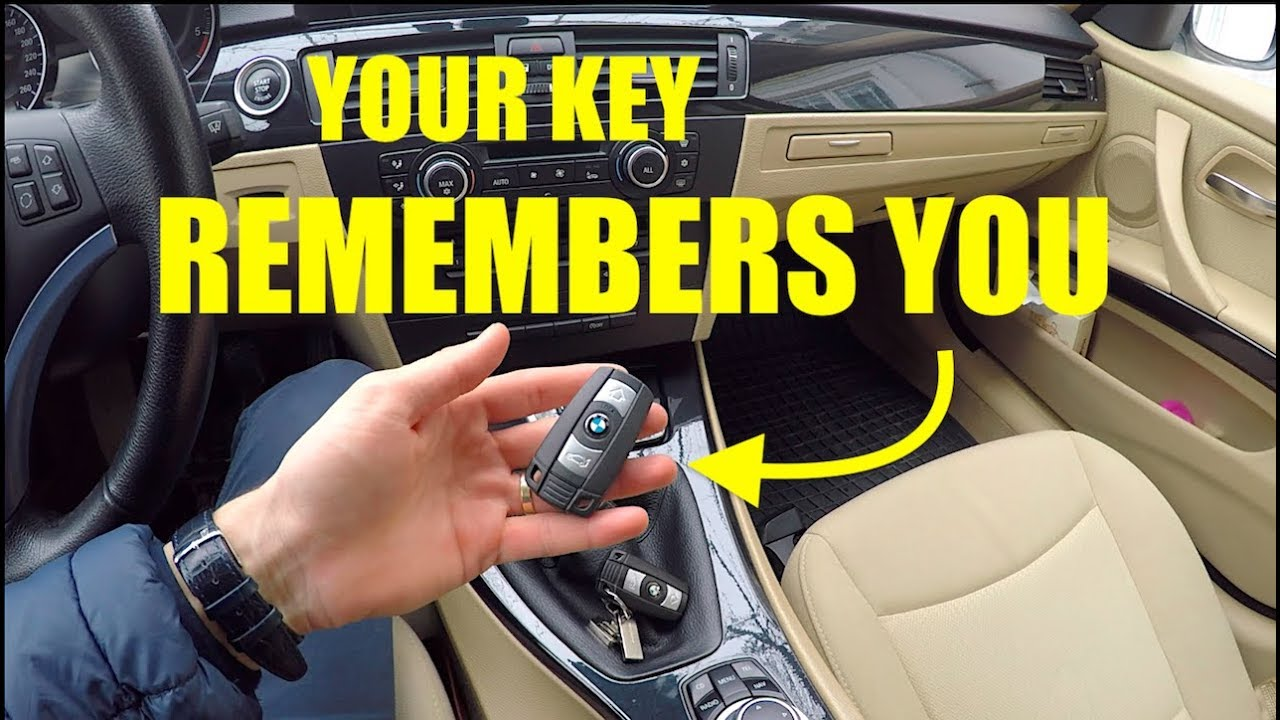 Can You Leave The Key In The Trunk And Close The Car Bmw E90 Mith Busted Youtube