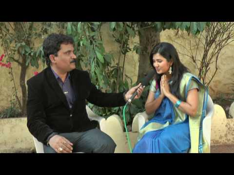 Rang Yashache Interview of Prajakta Mali