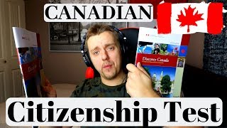 I passed my Canadian Citizenship Test!