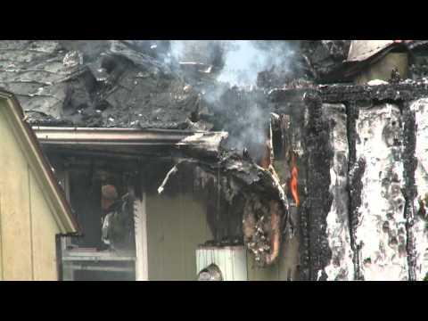 Dwelling FIre, 579 South Cottonwood Road, Lehigh Twp., PA. | 08.10.14