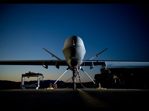 U.S. Air Force: Intelligence Gathering with RPAs