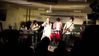 2011年5月28日(日) 五月祭1日目、バンドサークル東大音感にて.