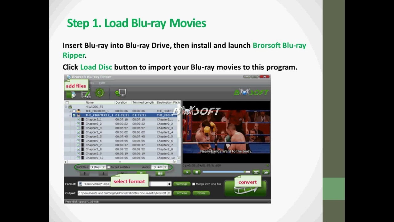 How to Encode Blu-ray to H 265/HEVC Videos?