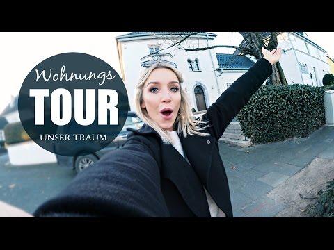 WOHNUNGSTOUR | Ich zeige euch unsere TRAUMWOHNUNG ! | ROOMTOUR