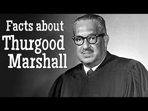 Thurgood Marshall Biography for Kids | Classroom Video