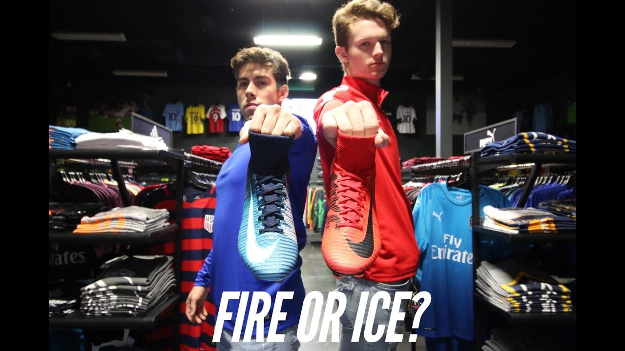 Nike Mercurial Superfly Fire   Ice Pack  1c8415da0f2d
