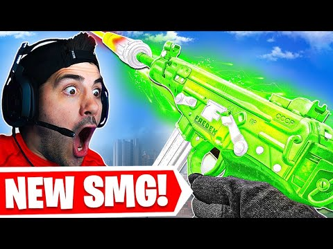 The NEW OTS 9 SMG is BROKEN in Warzone! 🤯 (BIG Update!)