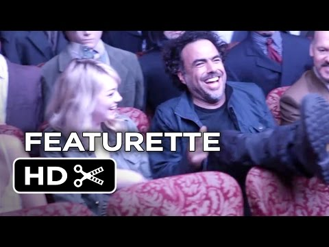 Birdman Featurette - Alejandro González Iñárritu  (2014) - Michael Keaton, Emma Stone Movie HD