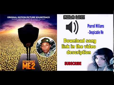 Pharrell Williams   Despicable Me free download mp3