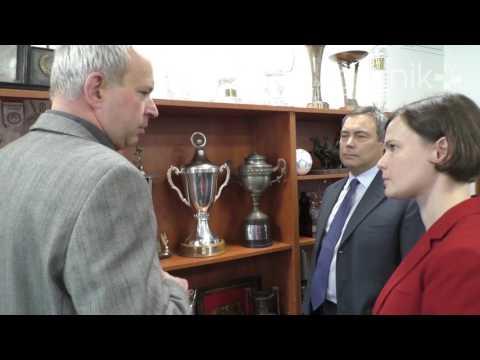 Ambasador Republiki Włoskiej odwiedził Arenę Zabrze