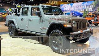 2020 Jeep Gladiator Mojave Off-Road Performance 4x4 Truck