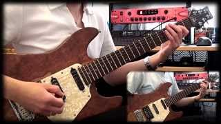 Countdown to Insanity - H-Blockx - Deppy Audio Guitar Cover