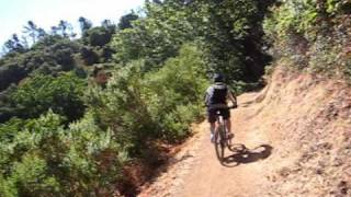Mountain Bike Ride - Seven Springs Trail, Fremont Older Open Space Preserve