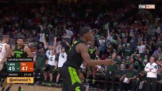 Extended Highlights: Michigan State vs. Texas | Big Ten Basketball