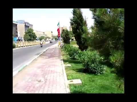 Activities of  Supporters of the PMOI during sham election In Iran
