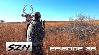 STALKING A BEDDED BUCK | WHY IS HE NOT WITH HIS DOES??