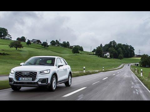 Audi Q2, pensado para los jóvenes