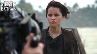 Zapętlaj Rogue One: A Star Wars Story 'Behind the Story' Featurette (2016) | FilmIsNow Movie Bloopers & Extras