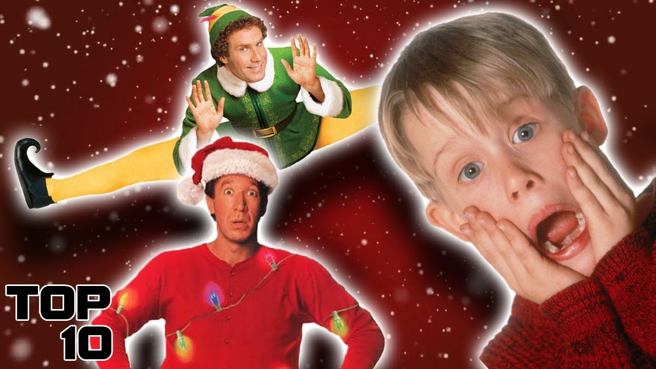top 10 best christmas movies of all time - Top 10 Best Christmas Movies