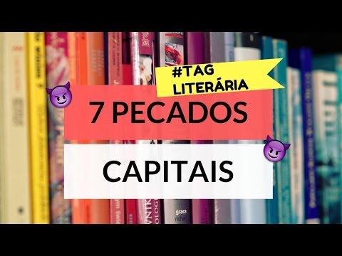 Os 7 Pecados Capitais - #TAGLITERÁRIA | Biografias e Afins por Tamy Pinheiro