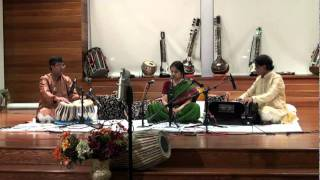 Annual Program2011 Classical Vocal Presentation by Shuchita Rao