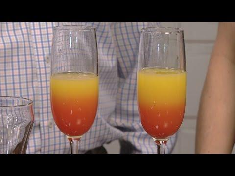 Make Creating A Mimosa Bar Images