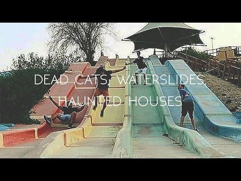 EXPLORING AN ABANDONED WATERPARK IN DUBAI