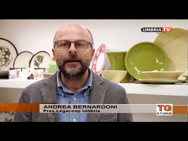 Ceramiche Noi, gli operai salvano azienda servizio umbriaTV